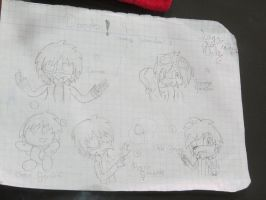 Doodles 4! :D (Invasion Giovanistica (??? xD) by SEGAVale