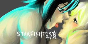 Starfighter by yuuqing