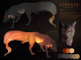 Athesta Reference Sheet by xNorthbound