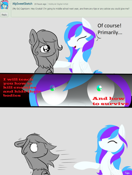Ask! [Answer10] by Keisaa