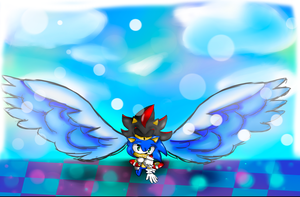 ~Sonadow~ Sky by WendySakana