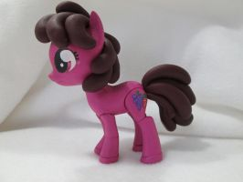 MLP:FiM Custom Berry Punch Ball Jointed Pony by candyponi