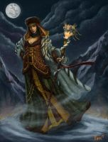 Russian Morgan Le Fay by PTimm