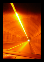Tunnel Light by Mogrianne