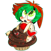 Cupcake by BlubberBooty