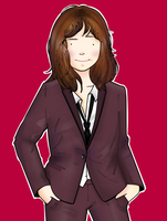 Clara Oswald by ice-cream-skies