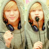 cute taemin by AndyPandyGD
