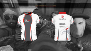 31337 Gaming Jersey 2015 by inn21