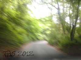 road by Isilian2005