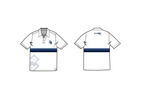 Pixeldea Design Polo Shirt by zedi0us