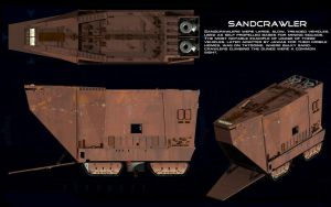 Sandcrawler ortho by unusualsuspex