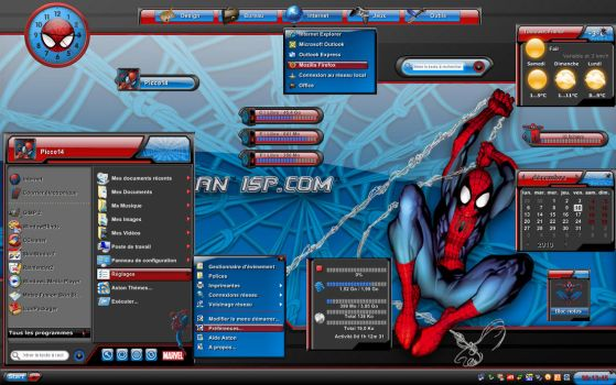 SpidermanTM Aston2 by Picco14