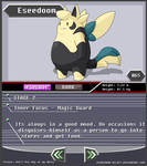065: ESEEDOOM by PEQUEDARK-VELVET