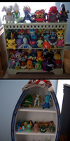 The Bedroom Of A Pokefreak by Fishlover