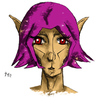 Naimi - Quick PS Coloring by TheBothan
