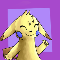 Gift: Swagchu icon by PokemonForeverFan
