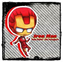 Iron Man by cheese-cake-panda
