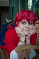 Ranma 1/2 - Relaxing by seethroughcrew