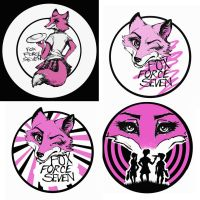 Fox Force Disc Designs by DragonSpark