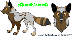 xXNarcoticAnarchyXx's second pup by MapleKennels