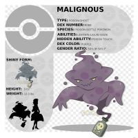 MALIGNOUS by FakemonPlanet