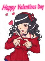 Happy Valentines Day 2010 by Riicreations