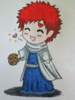 Kazekage chibi by Kuriuss