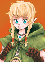 Linkle by Yoshiny