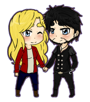 +-+Captain Swan+-+ by ShadowDark1
