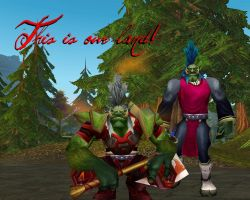 The Amani Trolls by D3L1GHT