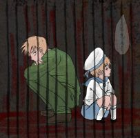 APH - Caged by MasterFranny