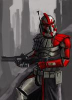 Clone trooper by AndgIl
