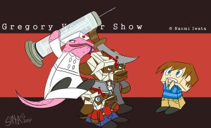 Gregory Horror Show - 01 by sanna-mania