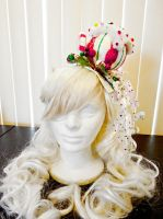 Peppermint Candy Head Topper by soullessYUMEIRU