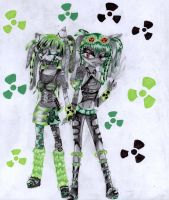 Cyber Girls. by D3adlyxP0ison