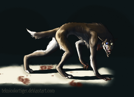 The Taste of Blood by TeknicolorTiger