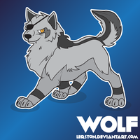Wolf by Lerston