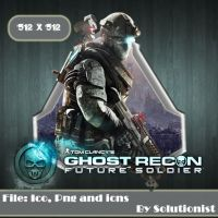 Ghost Recon Future Soldier by Solutionist