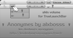 volume Anonymes for TLB by alxboss