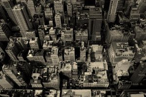 New York by RobotTess