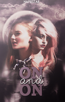 On and On (Wattpad Story Cover) by twilightsparkization