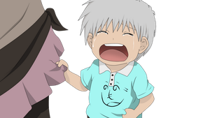 Kyoya Crying by PattixKakashi