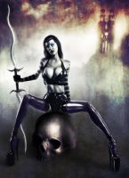 Heavy Metal Submission Menton3 by menton3