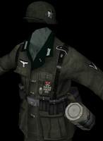 Wehrmacht Uniform Try by crowhitewolf