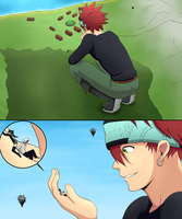 RQST: Big Lavi Little Lavi by Michat2