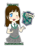Pottermore ID for kate-yoru by ayochan