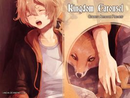 Kingdom Carousel Artbook Preview by Lancha
