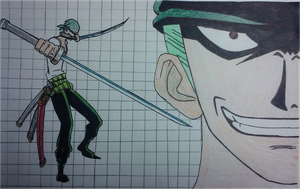 Zoro by swimli888