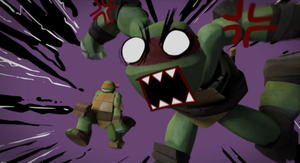 Mikey's gonna get kicked by KelseytheHedgecat
