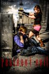 It's time for some action - Resident Evil 2 by Tifa-Lock